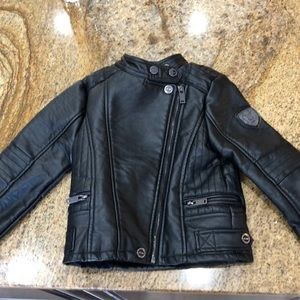 "Other - ""Leather"" motorcycle jacket"
